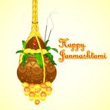 Happy Janmashtami Royalty Free Stock Photo