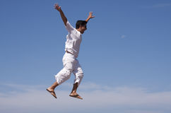 Happy Jump Stock Photos