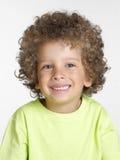 Happy kid. Stock Photos