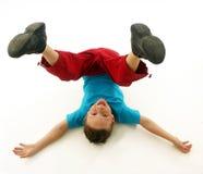 Happy kid. Stock Images