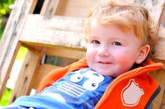 Happy kid Royalty Free Stock Image