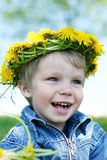 Happy kid Royalty Free Stock Photos