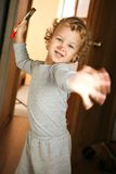 Happy kid Stock Images