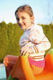 Happy kid portrait Royalty Free Stock Image