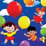 Happy kids. Royalty Free Stock Image