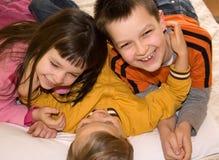 Happy Kids Stock Photo