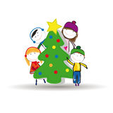 Happy kids Stock Image