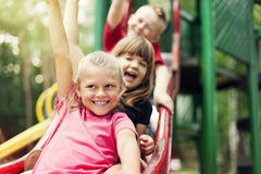 Happy kids Stock Photo