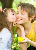 Happy kids Stock Photography