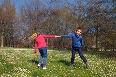 Happy kids royalty free stock photos