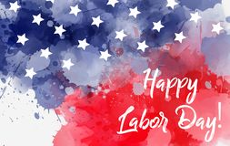 Free Happy Labor Day Stock Photography - 154501932