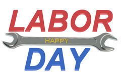Happy Labor Day concept Royalty Free Stock Images