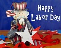 Happy Labor Day Royalty Free Stock Photos