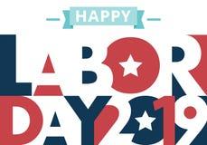 Happy Labor Day Stock Image