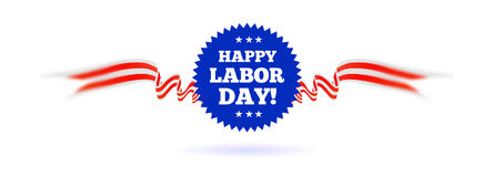 Happy labor day Royalty Free Stock Images