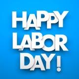 Happy labor day Stock Photo