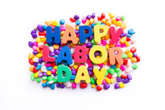 Happy labor day Stock Photo