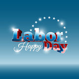 Happy labor's day Royalty Free Stock Images