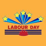 Happy Labour Day design concept. Vector. Happy Labour Day design concept. Vector Stock Illustration
