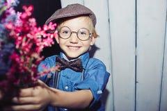 Happy lad Royalty Free Stock Photography