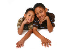 Happy Latino Kids Stock Images