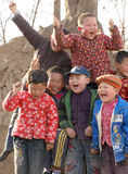 Happy laughter children Royalty Free Stock Photo