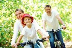 Happy leisure Royalty Free Stock Photo