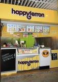 Happy lemon in Hong Kong Stock Images