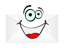 Happy letter Stock Images