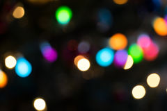 Happy Lights. To brighten up the dark days of winter, or bring fun to long summer nights Stock Images