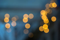 Happy Lights. To brighten up the dark days of winter, or bring fun to long summer nights Royalty Free Stock Images