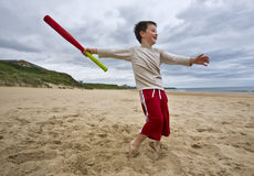 Happy liitle boy Stock Images