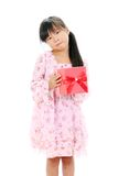 Happy little asian girl Stock Photography
