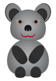 Happy little bear. Stock Photos