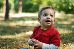 Happy little boy Stock Photography