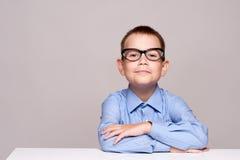 Happy little boy Royalty Free Stock Photos