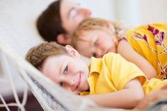 Happy little boy portrait royalty free stock photography