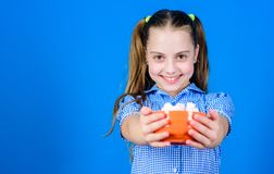 Happy little child love sweets and treats. marshmallow. Candy shop. Healthy food and dental care. Dieting and calorie royalty free stock photos