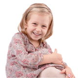 A happy little girl Royalty Free Stock Photos
