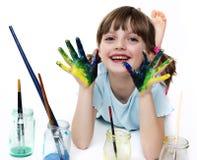 Art education Royalty Free Stock Photo