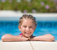 Happy Little Girl In A Wetsuit Stock Photo 42551589 - Megapixl c562853cf