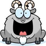Happy Little Goat Stock Images