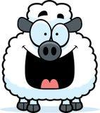 Happy Little Lamb Royalty Free Stock Photo