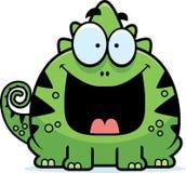 Happy Little Lizard Stock Photos