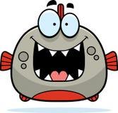 Happy Little Piranha Stock Image