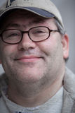 A Happy Man. Portrait of a Chicago Happy Man Stock Images