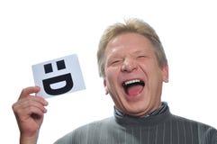 Happy man Stock Photos