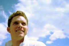 Happy Man Stock Photography