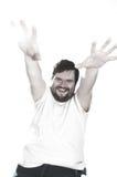 happy man Στοκ Φωτογραφία