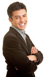 Happy manager Stock Photography